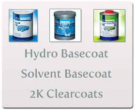 Two and three layer coatings.